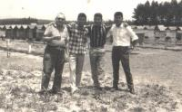 Guaíba Bom Retiro Apiário de Fritz Herbert Schaarschmidt(acervo Bruno Schaarschmidt) déc1950