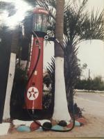 Guaíba Bomba de combustível do posto Texaco Rua Vinte de Setembro(foto Antonio Carlos de Menezes)