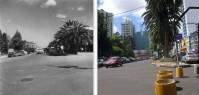 Passo Fundo Praça Marechal Floriano Av Gen Netto 1959 e 2011