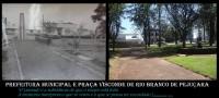 Pejuçara Prefeitura Praça Visconde de Rio Branco
