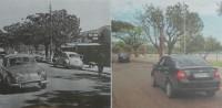 Porto Alegre Avenida Guaíba Bairro Ipanema(acervo Zero-Hora) 1976 e 2011