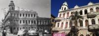 Porto Alegre Voluntários da Patria déc 1950 e 2013