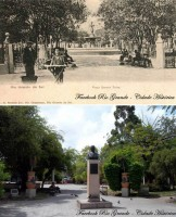 Rio Grande Praça General Telles(atual Xavier Ferreira)
