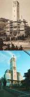 Teutônia Igreja da Comunidade Martin Luther 1959 e 2015(Jenifer Beckenbach-Jornal Informativo)