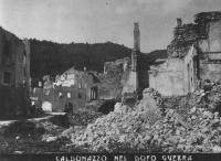 Caldonazzo Guerra Destruição 4