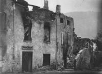 Caldonazzo Guerra Destruição 5