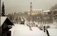 Caldonazzo Neve