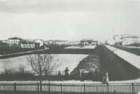 Gualtieri Ferrovia Veneta 1900