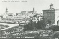 Gualtieri Panorama 1900-1910
