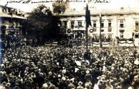 Trento Giono dell'annessione di Trento all'Italia 04-11-1918