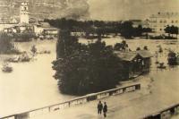 Trento L alluvione del 1882