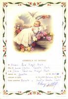 Batismo André 1968