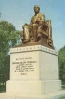 Edmondo Prati Monumento a Franklin Roosvelt Montevideo Uruguay