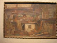 Eugenio Prati Mostra Caldonazzo e il lago 2007 13