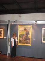 Eugenio Prati Mostra Caldonazzo e il lago 2007 18