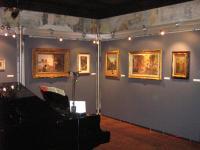 Eugenio Prati Mostra Caldonazzo e il lago 2007 19