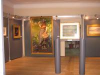 Eugenio Prati Mostra Caldonazzo e il lago 2007 20