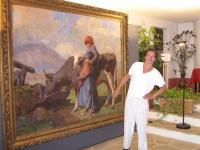 Eugenio Prati Mostra Caldonazzo e il lago 2007 28