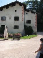 Eugenio Prati Mostra Caldonazzo e il lago 2007 30